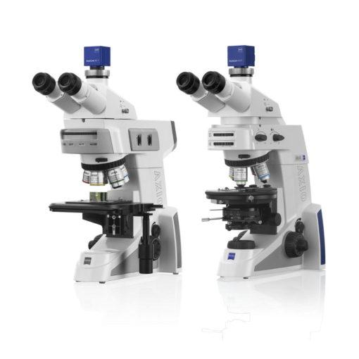 Комфортный для проведения ежедневных исследований микроскоп Carl Zeiss Axio Lab A1